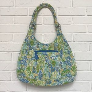 Vera Bradley RETIRED & RARE Large Hobo Bag
